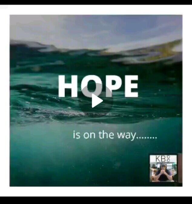 KB8 – I CALL IT HOPE