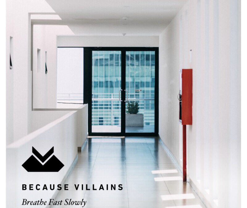 Because Villains – What You Say/ Breathe Fast Slowly