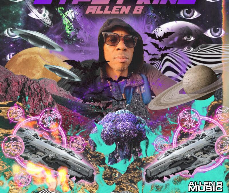 Allen B – Zena's Moon/Gypsy King